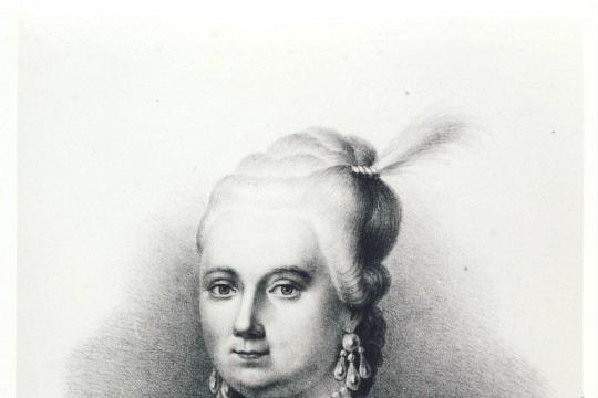 A Polish Great-Grandmother of an Italian Dynasty