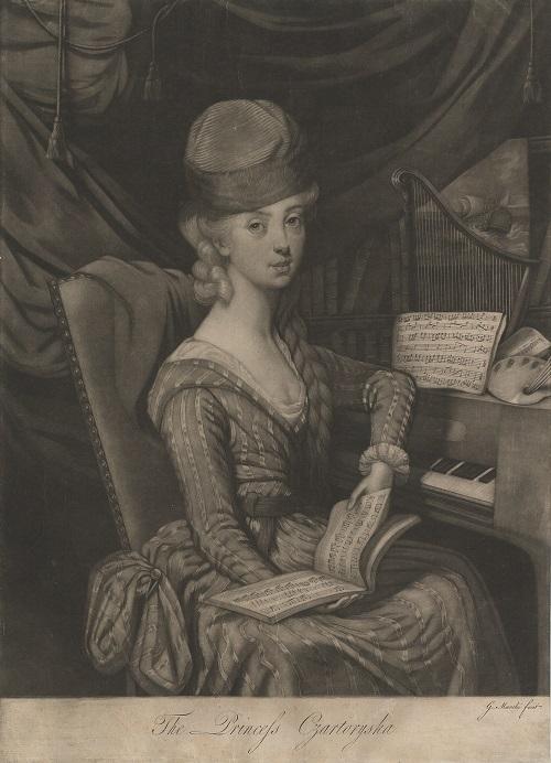 Izabela z Flemingów Czartoryska