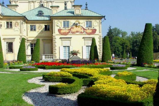 Rozkwit europejskiej sztuki ogrodniczej w XVII wieku