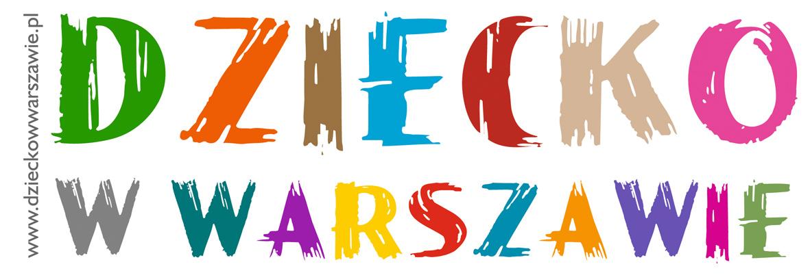 Dziecko w Warszawie logo