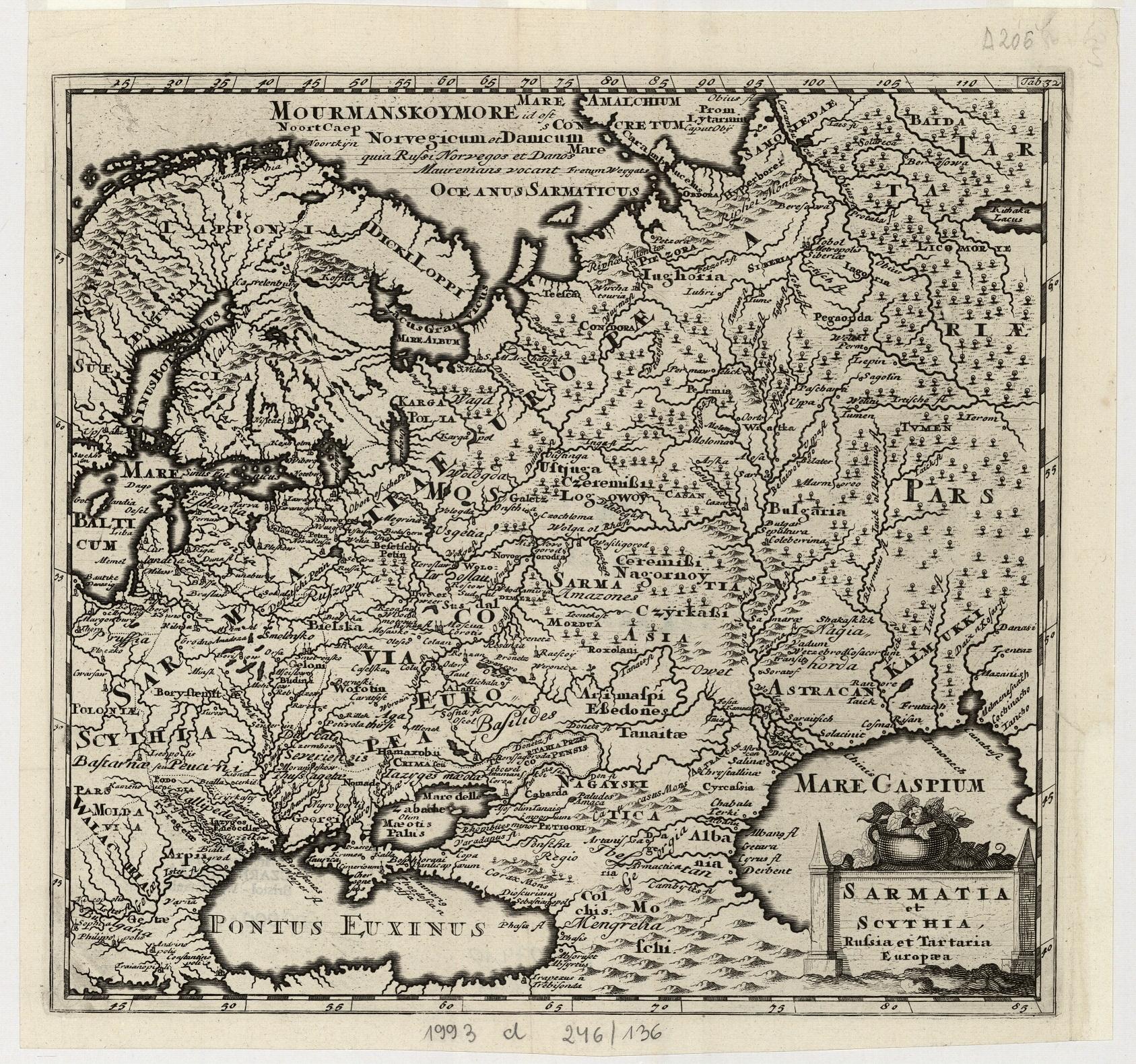Sarmatia et Scythia