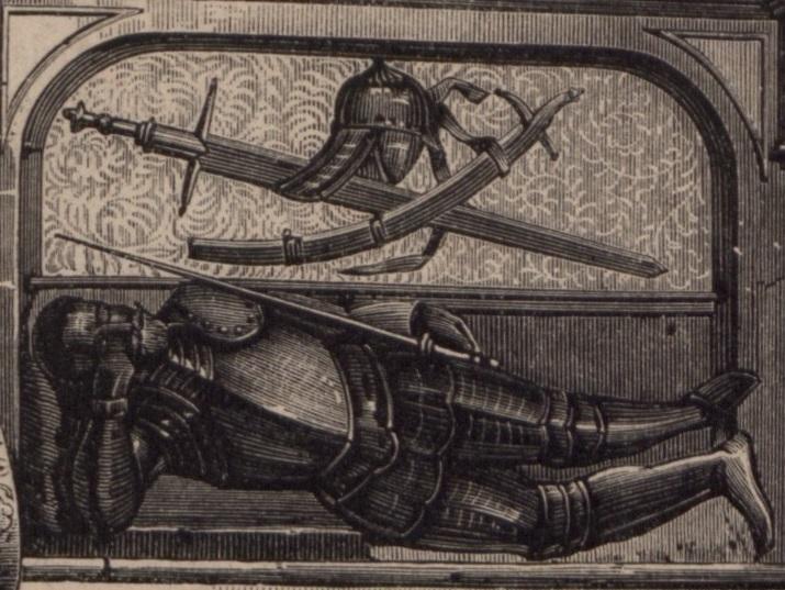 Grobowiec Nikodema Kossakowskiego w kościele farnym w Łomży