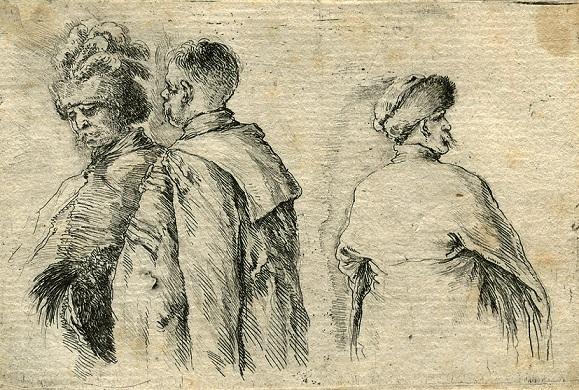 trzech szlachciców