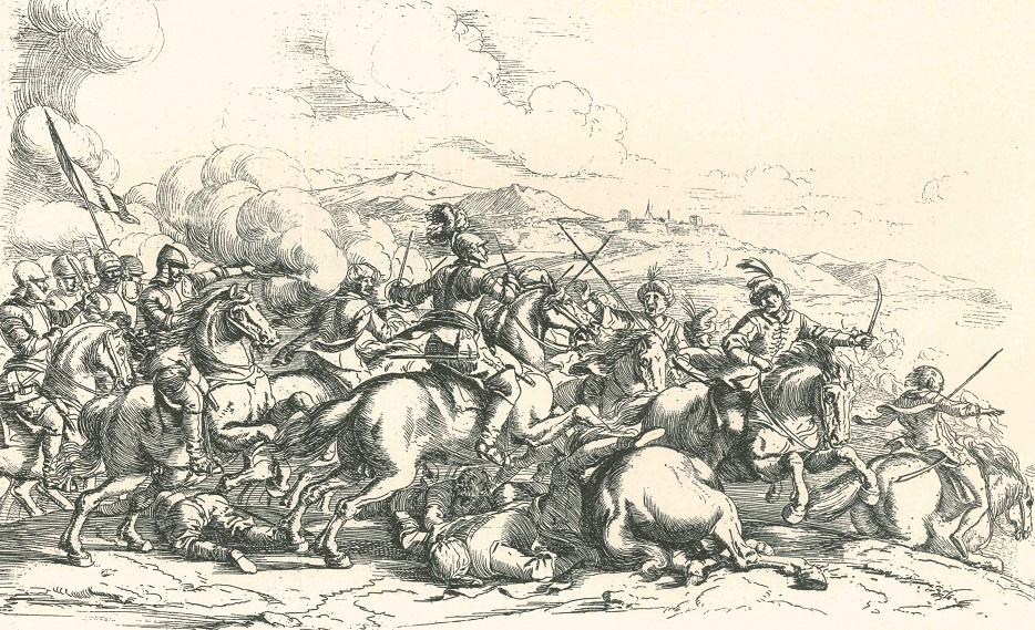 bitwa węgrów z austriakami