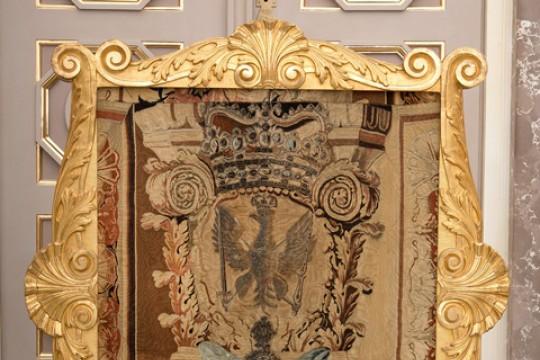 Ekran kominkowy, Drezno, Jacques Nermot, ok. 1735, nr inw. Wil.936, fot. Z. Reszka.jpg