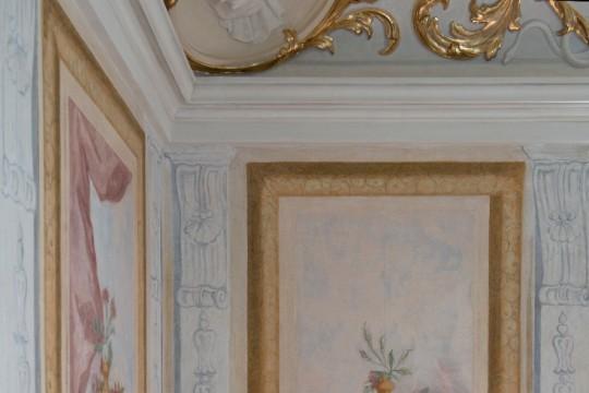 Dekoracja malarska w Gabinecie o Trzech Oknach, fot. W. Holnicki.jpg