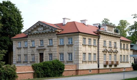 Kordegarda po zakończonym remoncie dachu, fot. W. Holnicki.jpg
