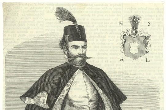 Sobieski Marek h. Janina (1549/50-1605)