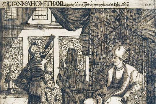 Dzieje trudnej misji – poselstwo Hieronima Radziejowskiego do Turcji w 1667 r.