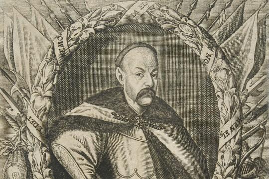 Michał Kazimierz Pac (ok. 1624-1682) – wieczny antagonista