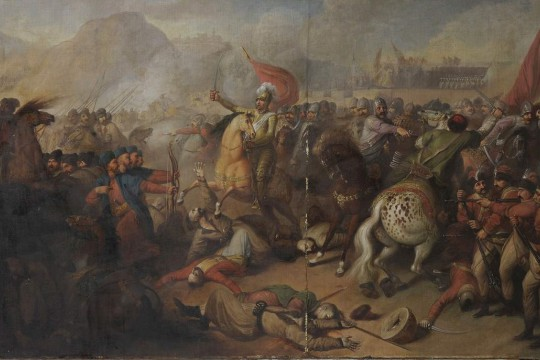 Beresteczko 28 VI-30 VII 1651 – pogrom Kozaków