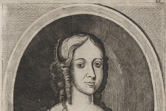 Ludwika Karolina Radziwiłłówna, niedoszła synowa Jana III