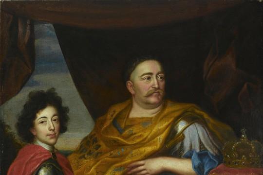 Zabiegi o małżeństwo królewicza Jakuba