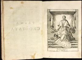 Innocenty XI (2), L. Marracci, Disegno dello stendardo del primo Visire..., Biblioteca dell'Archiginnasio, Bologna.jpg