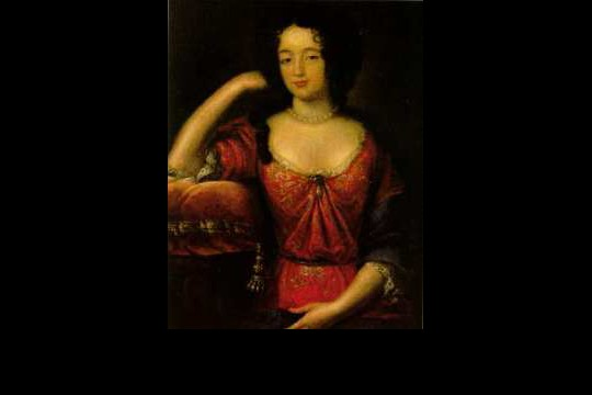 Maria Kazimiera de la Grange d'Arquien