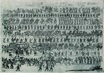 57_orszak królewski jana iii 1677, ryt. p. bock.jpg
