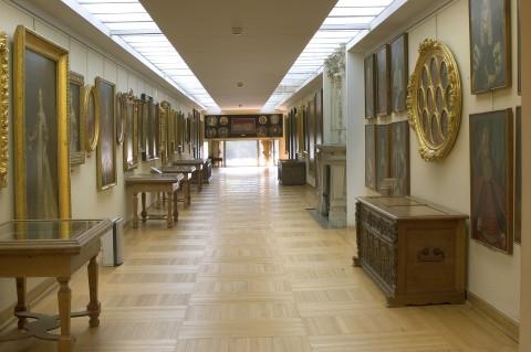 Galeria portretu staropolskiego na piętrze pałacu wilanowskiego, fot. Zbigniew Reszka.jpg