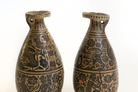 Alabastrony orientalizujące_Grecja_Muzeum Pałacu Króla Jana III w Wilanowie_fot. W. Holnicki.jpg