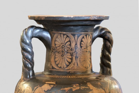 Amfora ze sceną pożegnania_Grecja_Muzeum Pałacu Króla Jana III w Wilanowie_fot. W. Holnicki.jpg