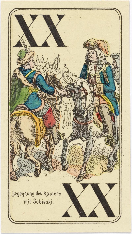 Karta do gry_Spotkanie cesarza z Sobieskim, Wien Museum, HMW 158.713_36.jpg