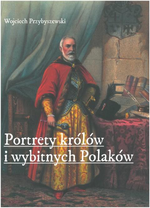 Portrety królów i wybitnych Polaków - okładka.png