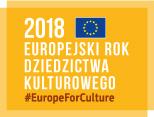 Logo Europejskiego Roku Dziedzictwa