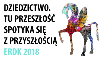 Logo Europejskiego Roku Dziedzictwa Kulturowego