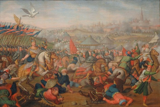 Vienna and then what? The origin of Moldavian campaigns of Jan III Sobieski