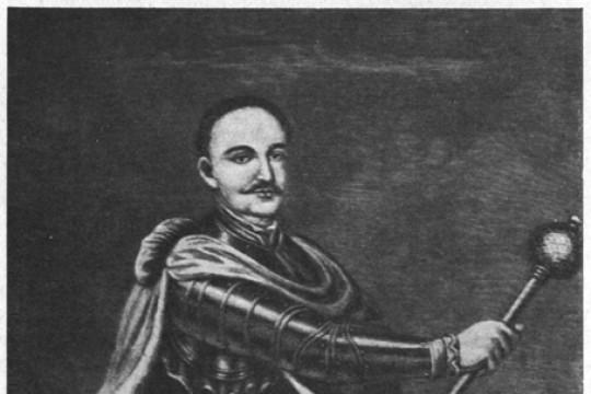 Hieronim August Lubomirski (1648-1706) – kawaler maltański