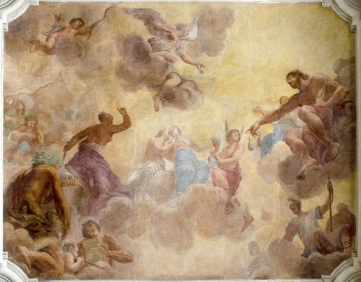 57_michał anioł palloni, zaślubiny psyche, freski w galerii południowej pałacu wilanowskiego..jpg