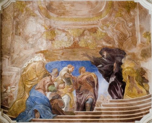 57_michał anioł palloni, zaślubiny sióstr psyche, freski w galerii południowej pałacu wilanowskiego.jpg