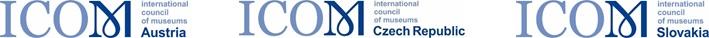 Logo ICOM Austia, Czech Republic, Slovakia