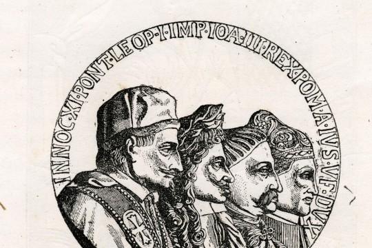 W lidze z cesarzem, papieżem i państwem dożów