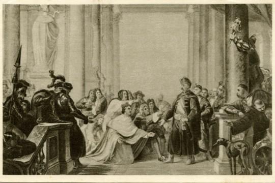 Propugnaculum christianitatis – Osłona chrześcijaństwa