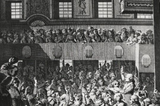 Zwołanie Sejmu Wielkiego