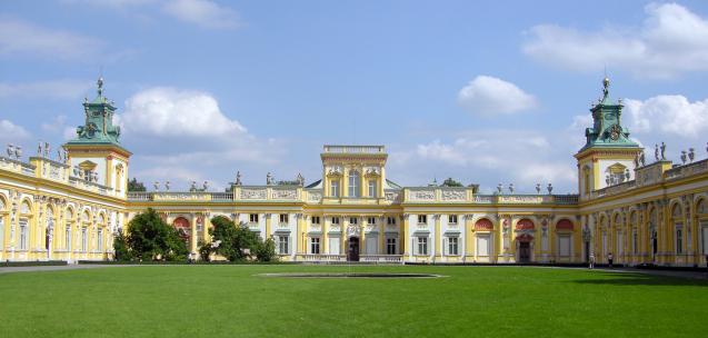 57_locci mł. pałac w wilanowie fasada od dziedzińca.jpg