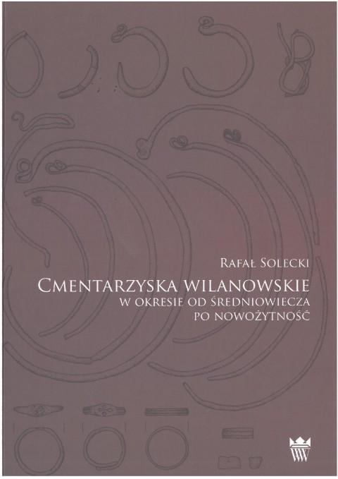 Cmentarzyska wilanowskie okładka.jpg