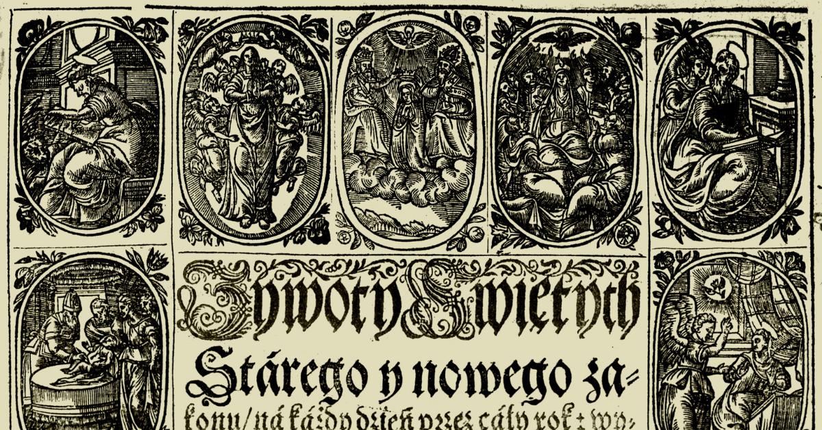 zywoty swietych piotr skarga Krakow 1598 BN.png