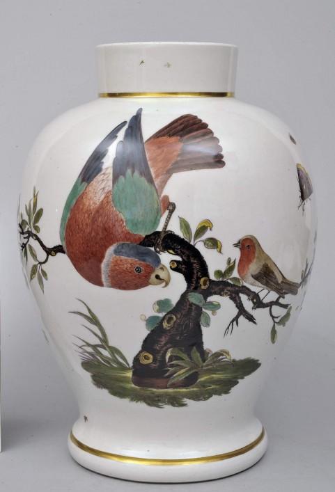 Wazon z ptakami, Wil.2290