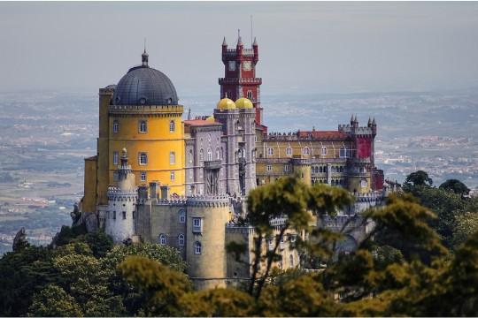 Sintra, fot. essuera, pixabay, WWW baner.png