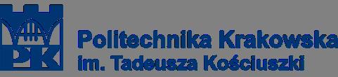 Logo Politechniki Krakowskiej im. Tadeusza Kościuszki