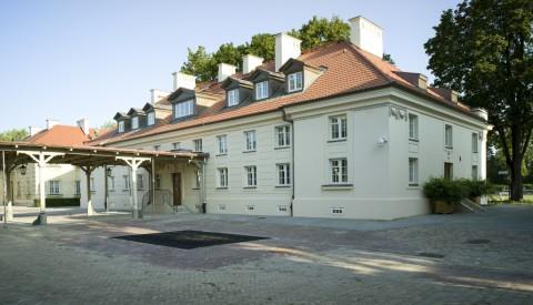 Oficyna Kuchenna po remoncie, widok od strony małego dziedzińca, fot. A. Indyk
