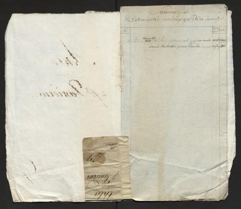 Il.15. Akta interesu z p: Davidem, AGAD, AGWil., AGP, sygn. 28, s.3.