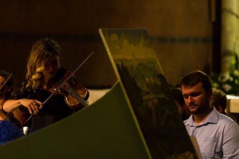 Karolina Habało i Adam Jastrzębski z Orkiestry Barokowej .jpg