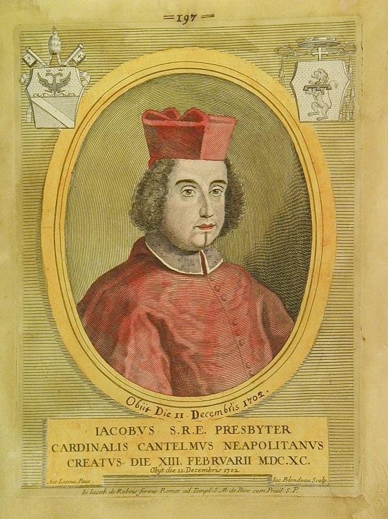 Giacomo Cantelmo 1690