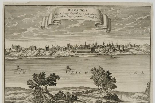 Francuzi w Warszawie w drugiej połowie XVII w.