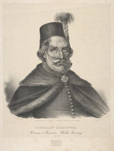 Portret Stanisława Żółkiewskiego