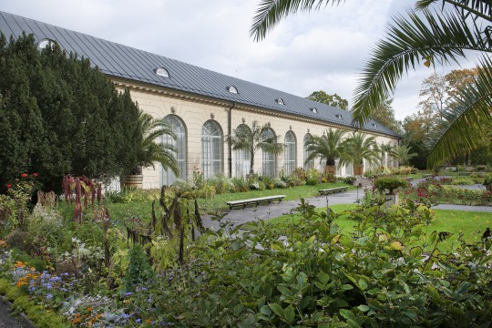 Budynek Oranżerii po pracach modernizacyjnych,  fot. Zbigniew Reszka, Muzeum Pałacu Króla Jana III w Wilanowie.jpg