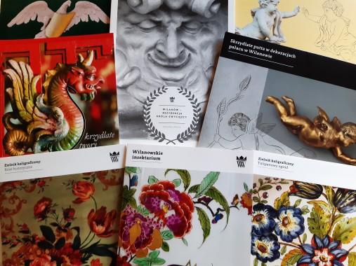 Wilanowskie numerowanki kaligraficzne, fot. K. Pietrzak www.jpg