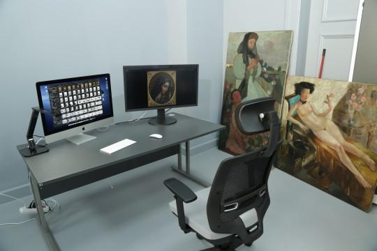 Szczecin Pacownia digitalizacyjna w Muzeum Narodowym w Szczecinie, fot. A. Piętak WWW.jpg